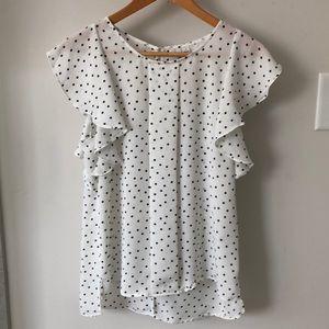 Like New silk blouse